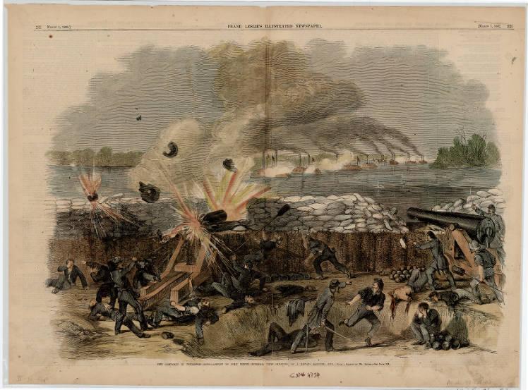 Fort Donelson     February 1862     Crossroads
