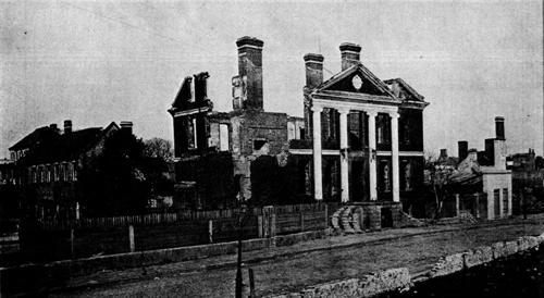 Pinckney Mansion 1