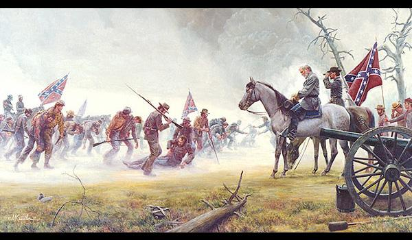 Image result for lee at gettysburg