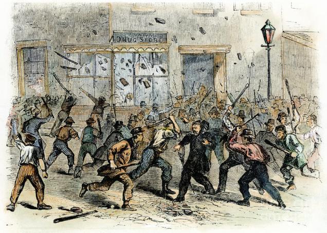 riots 5