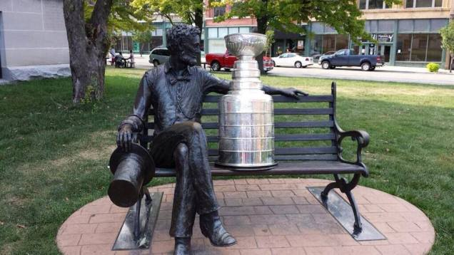 Lincoln and the Cup