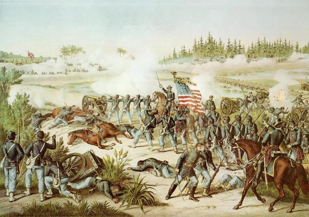 The Battle of Olustee, February 20, 1864