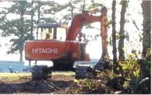Jennings excavator