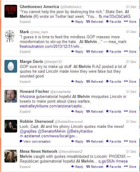 Twitter melvin four