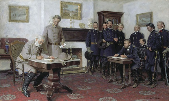 appomattox by Lovell