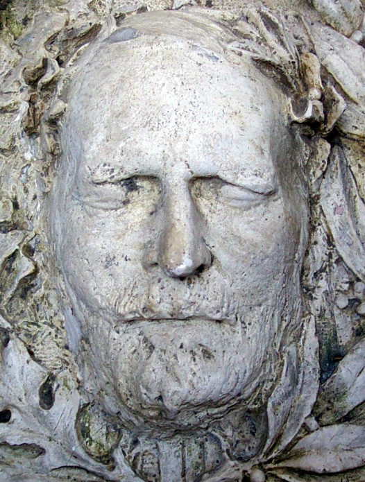 grant death mask