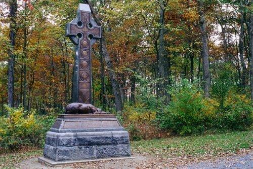 irish gettysburg
