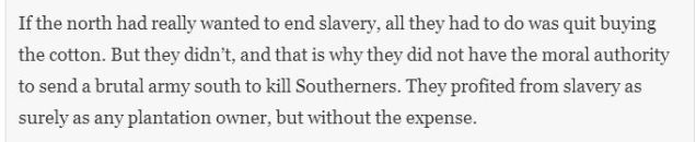 Connie on how to end slavery