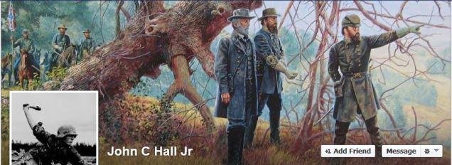 Hall FB page