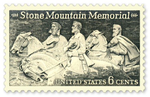 Stone Mt Stamp