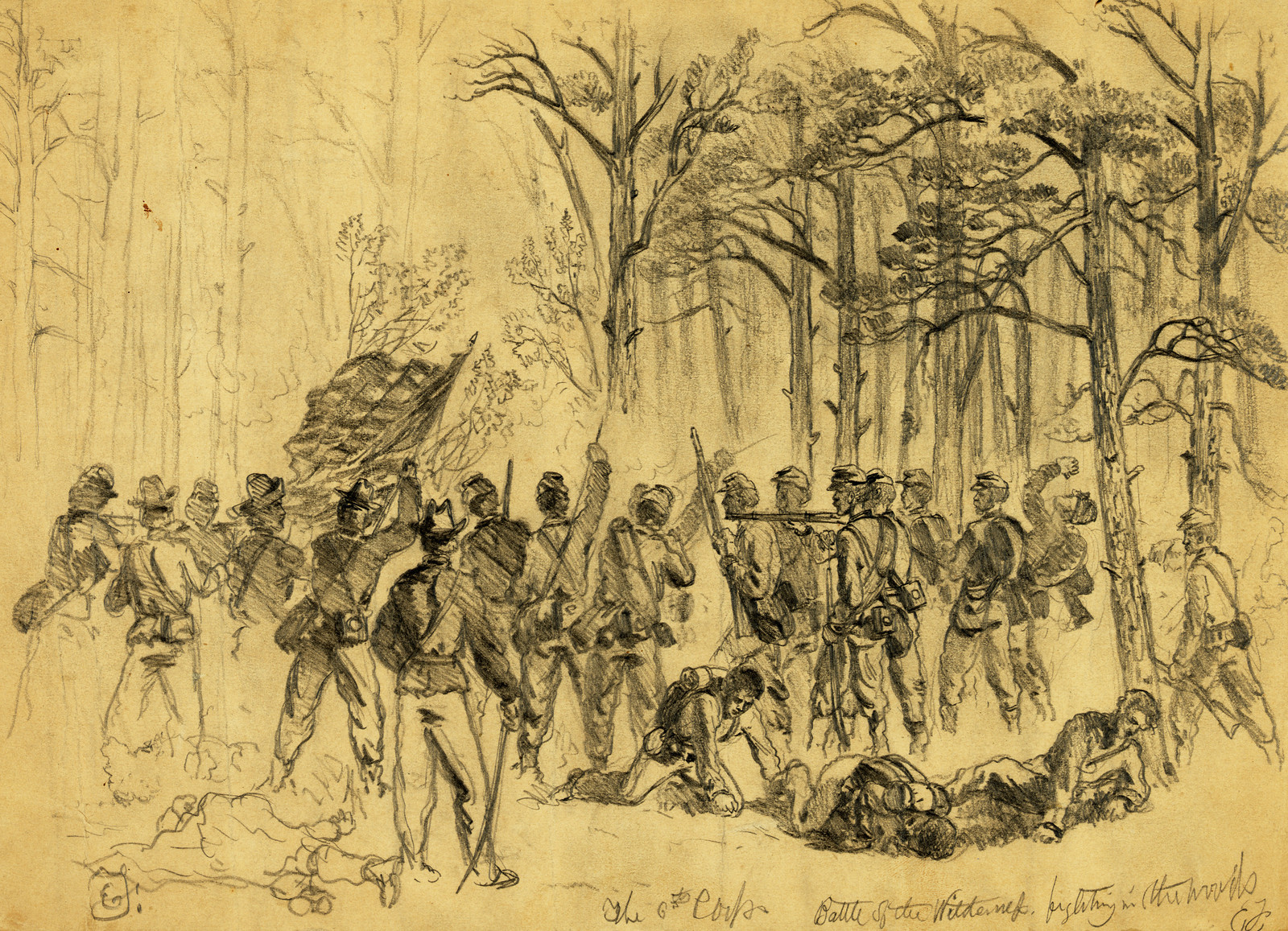 general robert e lee and the battle of the wilderness essay The battle of chancellorsville was fought in confederate general robert e lee and his army of northern virginia stopped battle of the wilderness.