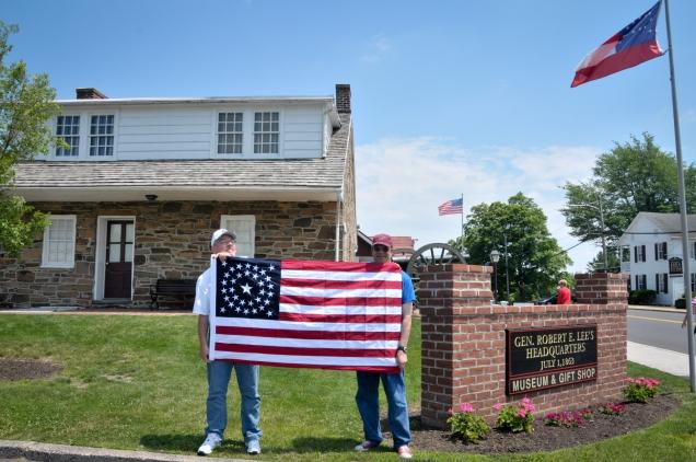 Gettysburg 2014-15