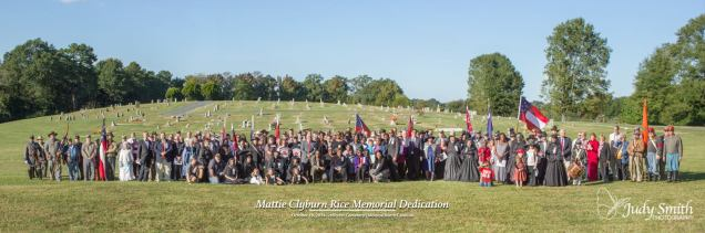 Rice Burial Group Photo